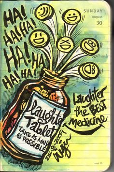 Laughter - the best medicine | by Liyin Yeo of Liyin Creative Studio