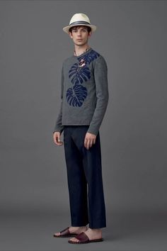 Valentino Spring-Summer 2017 Menswear Collection