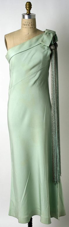 1965 Jo Copeland Evening Dress