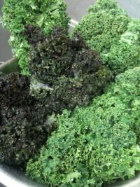 Glorious Kale Chips. #AndersonEatsKale