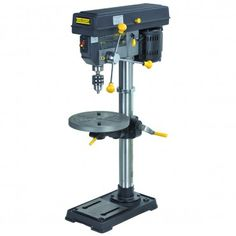 Reputed to be a very good drill press for the price