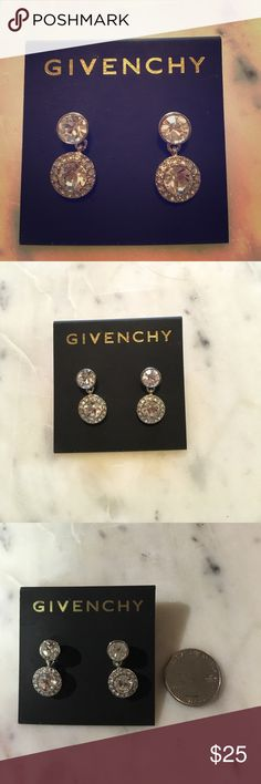 Givenchy Earrings Givenchy earrings, nickel free Givenchy Jewelry Earrings