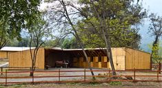 Image 14 of 28 from gallery of Horse Stable / Duval + Vives Arquitectos. Photograph by Jaime Larrain Boetsch / Estudio RGB