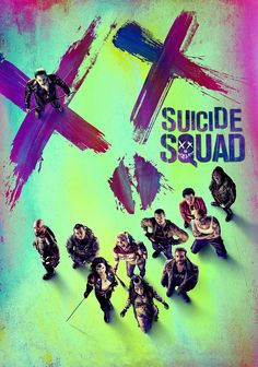 Suicide Squad - From DC Comics comes the Suicide Squad, an antihero team of incarcerated supervillains who act as deniable assets for the United States government.