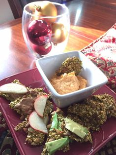 So excited to share this recipe! Recently I asked my members to submit their own healthy creations as part of my Healthy Holiday Recipe Challenge. I was blown away by all the yummy and healthy recipes that were shared. This recipe was in the top five out of hundreds of entries! Thanks to Forever Fit Club member, Laurie Bigelow Smith of Richfield, Minnesota who submitted this crunchy goodness. Laurie writes: