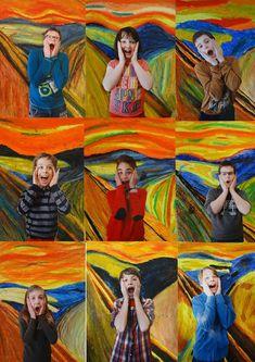 -Lutgart Beernem - New Sites Primary School Art, Middle School Art, Elementary Art, Art School, 4th Grade Art, Interactive Art, School Art Projects, Preschool Art, Art Lesson Plans