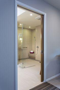 Libertas Wheelchair Accessible Bathroom #bathroom #disabilityliving