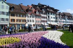 Zug, Switzerland - Almost moved here when I was 10. Got to go with my family 2 summers in a row, because my dad worked there!