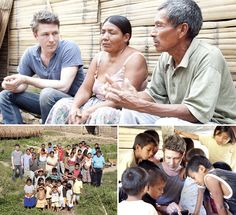 This land is Mayan - actor Aidan Gillen reports from Trócaire project in Guatemala Aidan Gillen, I Love Him, Gentleman, Rio, Families, Community, In This Moment, Actors, Couple Photos