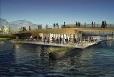 inFORM studio & Buro Happold win Providence River Pedestrian Bridge Design Competition « World Landscape Architecture World Landscape Archit...