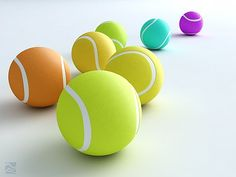 テニスボールの画像 プリ画像