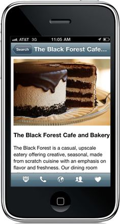 """LookLocal A free iPhone app that helps you locate fabulous """"mom and pop"""" businesses you'll love and won't  want to lose...whether at home or on the road! Our exclusive smart phone app, LookLocal, dials you into nearby treasures, featuring independent, locally owned brick and mortar businesses who have signed on as Supporters of The 3/50 Project. Retailers, restaurants, florists, coffee shops, bagel stops, watering holes, and B&Bs...all that, and then some.  Best part: Free to download,"""
