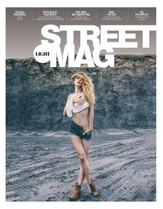 Typography for Street Mag