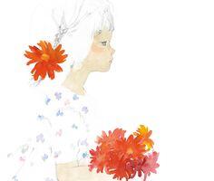 いわさきちひろ Chihiro Iwasaki, Japanese artist and illustrator