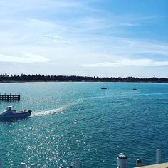 Who remembers the first and only day if spring we've had? #Repost @liamdabell  First spring day we had  #warrnambool #water #beach #breakwater #boat #beautiful #blue #clear #love #amazing #clouds #bluesky with @jamesgrando   #destinationwarrnambool #love3280 #warrnamboolbreakwater by destinationwarrnambool