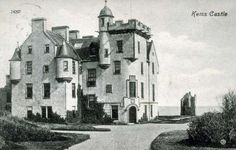 KEISS CASTLE Scotland, one of my favorite places of all time