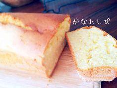 切り餅で!ノンバター餅パウンドケーキの画像