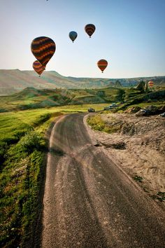"""The Air up There...  From trekearth.com   """"Road not in Use"""" is Captivating."""