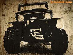 Fotos 4x4 - Fondos de pantalla JEEP , fondos de jeeps , wallpapers .