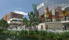 ODEON Trowbridge opens 25th October. We're all in favour of any new cinemas.