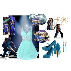 Shine with the stars!, created by mimi-gan on Polyvore