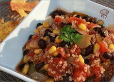 Quinoa mexicain one pan
