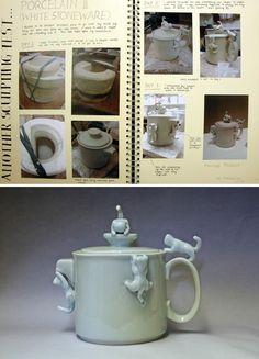 AS Level Ceramics coursework - Shawn Kwan
