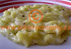 Cuketové zelí. Potato Salad, Mashed Potatoes, Macaroni And Cheese, Zucchini, Food And Drink, Cooking Recipes, Meat, Chicken, Vegetables