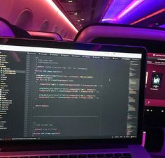 @timothymarois -  Cruising in the new 787 #Boeing Dreamliner Coding 41000 ft up. Though the internet is rather slow; but I will say Qatar airline is by far the best. They're one of the top rated in the world and from this experience of 20 hours of flight I can see why they're a 5-star airline. - #regrann  #digital #interface #mobile #design #application #ui #ux #webdesign #app #userinterface #photoshop #userexperience #inspiration #materialdesign #creative #dribble #pixel #behance #appdesign…