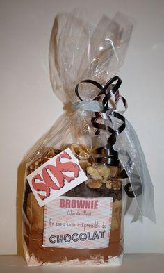 Le petit cadeau gourmand qui fait toujours plaisir à offrir, original,personnalisable,facile à faire et bon.