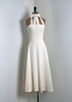 1960's Vintage Pierre Cardin Designer Couture Sun Dress