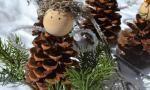 #ecodecorazioni #decorazionialbero #addobbialbero #ecoNatale #Natale green