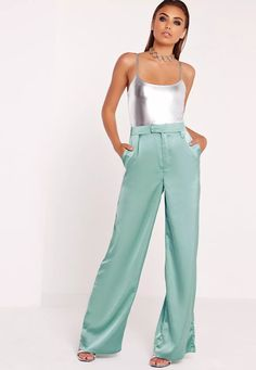 5add29cc62136 Duck egg blue is a shade exclusive to Peace + Love and these pants are  totally
