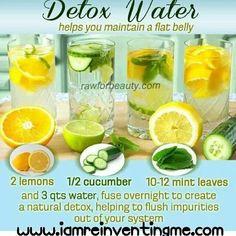 Detox those impurities