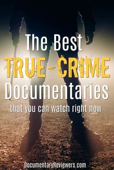 These true crime documentaries are shocking, bizarre, and mind-blowing. They're the best that can be found on Netflix, Amazon Prime, and HBO, so they're all worth watching!