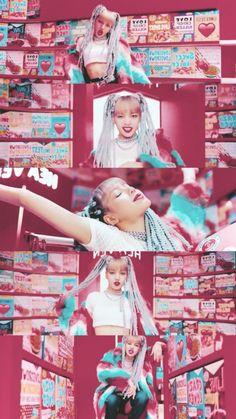 Lisa - Kill this love Kim Jennie, Lisa Black Pink, Black Pink Kpop, Kpop Girl Groups, Korean Girl Groups, Kpop Girls, K Pop, Divas, Lisa Blackpink Wallpaper