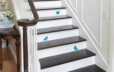 Three Little Birdies Bird Wall Decals from www.tradingphrases.com #birds #wall #decals