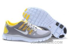 http://www.jordannew.com/mens-nike-free-run-50-v2-grey-yellow-running-shoes-super-deals.html MENS NIKE FREE RUN 5.0 V2 GREY YELLOW RUNNING SHOES SUPER DEALS Only $47.63 , Free Shipping!