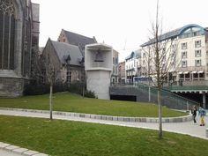 Emile Braunplein, Ghent.