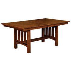 23512 Lavega Trestle Table Mission Furniture, Amish Furniture, Solid Wood Furniture, Custom Furniture, Furniture Decor, Dining Furniture, Wooden Trestle Table, Trestle Dining Tables, Dining Room Table