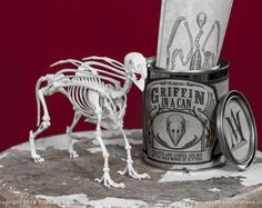 Centaur in a Can 3D Print Taxidermy by MythicArticulations on Etsy