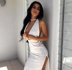 Girl, beautyful, white dress, elegance, so sweet and sexy