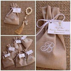 Ideas para Bautizo que te Harán Lucirte ¡Hermosas! Baby Favors, Baptism Favors, First Communion Party, First Holy Communion, Wedding Favor Bags, Wedding Gifts, Christening Giveaways, Ideas Bautizo, Baptism Party Decorations