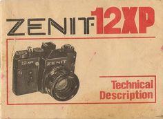 Manual Maquina Fotográfica Zenit 12xp Em Ingles - R$ 25,00 no MercadoLivre
