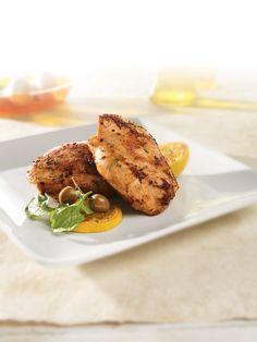Lemon Rosemary Grilled Boneless Skinless Chicken Thighs | Just BARE Chicken