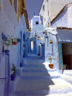 Chaouen... en Marruecos