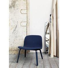 Visu gestoffeerde loungestoel | Muuto
