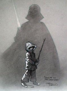 Star Wars - Join Me by Craig Davison