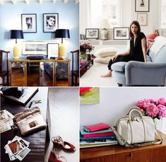 Seriously.... She's got the Marc Jacobs/Louis Vuitton/Paris Apartment hook up. Heaven!