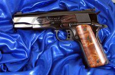 Save those thumbs 1911 Grips, 1911 Pistol, Colt 1911, Shooting Gear, 45 Acp, Firearms, Shotguns, Custom Guns, Airsoft Guns